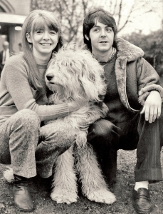 Jane Asher, Martha and Sir Paul